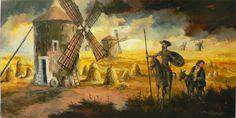 Un día del Quijote de la Mancha