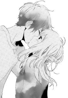 The shoujo life anime/manga couples anime love couple, anime Couple Amour Anime, Anime Couple Kiss, Couple Manga, Cute Anime Couples, Manga Kiss, Manga Anime, Anime Cosplay, Anime Bisou, Manga Romance