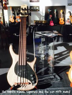 Bakithi Signature Model U-BASS
