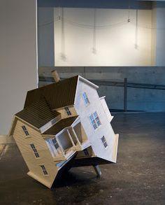 """Reaction"" by installation team McCawBudsberg"