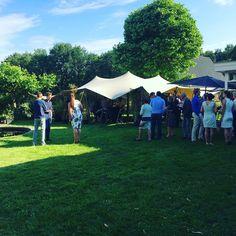 Wat een prachtige locatie vandaag voor het topfeest van familie Tolboom! #detorencatering #familietolboom #drinkeetfeestbeleef