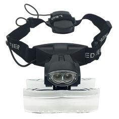Stunning G nstige Freies Verschiffen x x Multi Power Chirurgische Lupenbrille Helm Lupe mit LED Licht und wechselobjektiv Kaufe Qualit t Lupen direkt vom