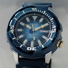 100 Years of Watchmaking Limited Edition Baby Tuna – Rugged Watches, Watches For Men, Tough Times Dont Last, Dream Watches, Seiko Watches, Baby Blue, Tuna, Engineering, Hobbies