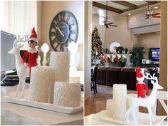 elf on the shelf ideas photos
