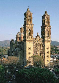 Santa Prisca en Taxco, Guerrero