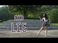 EXID(이엑스아이디) - L.I.E(엘라이) Dance Cover by Nina