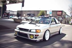 Anything with an engine and wheels Most of these picture aren't mine. They've been saved from all over the net. Subaru Coupe, Subaru Wagon, Subaru Cars, Jdm Cars, Subaru Auto, Wrx Wagon, Colin Mcrae, 5 Rs, Classy Cars
