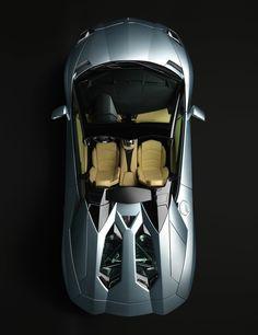 Le Manoosh - Lamburghini Lp700 4 roadster