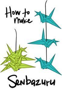 As requested, here is a quick little tutorial on how to make Senbazuru, aka hanging origami cranes. A little info from wikipedia on Senbazuru: 千羽鶴, Senbazuru is a group of one thousand origami … Origami Ball, Diy Origami, Origami Dino, Mobil Origami, Hanging Origami, Origami Paper Crane, Origami Wedding, Useful Origami, Origami Stars
