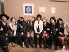10/24(月)2度目のリハーサルを行いました。 この日はアース シェイカーのmarcyさんとRie.a.k.a.Suzakuさんに参加して頂きました。...