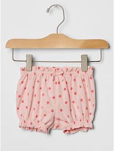 Star ruffle shorts