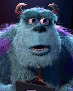 John Goodman as Sulley | Here's What Pixar Voice Actors Look Like In Real Life