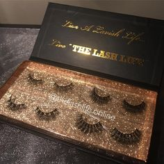 Make your own lash collection! Now available for pre-order (huge savings when you order before December 26)• visit www.thelashlife.online (link in bio)• Free Shipping on Orders over $15