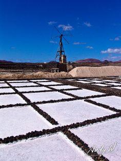 Salinas de Janubio, Lanzarote