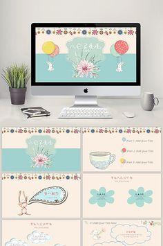 Cartoon Cute Bunny Parenthood PPT Template#pikbest#PowerPoint Cute Powerpoint Templates, Powerpoint Slide Designs, Powerpoint Design Templates, Powerpoint Template Free, Presentation Templates, Ppt Free, Sign Design, Ppt Design, Brand Design