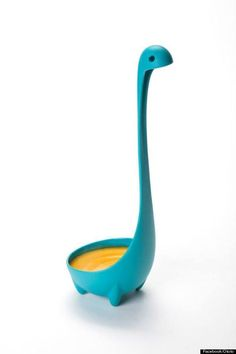 The Nessie Ladle Might Be The Most Adorable Kitchen Appliance Of The Year, And It's Only January