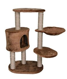 TRIXIE Moriles Cat Tree *** Tried it! Love it! Click the image. : Cat Tree and Tower