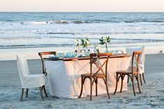 A Stunning Sea Glass Tablescape | Southern Lady Magazine