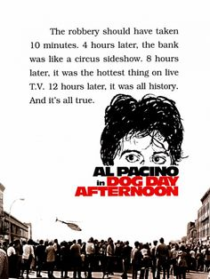 Dog Day Afternoon - 1975