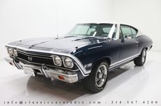 1968 Chevrolet Chevelle SS L35 396 CI Big Block! SHOP SAFE! THIS CAR, AND ANY OTHER CAR YOU PURCHASE FROM PAYLESS CAR SALES IS PROTECTED WITH THE NJS LEMON LAW!! LOOKING FOR AN AFFORDABLE CAR THAT WON'T GIVE YOU PROBLEMS? COME TO PAYLESS CAR SALES TODAY! Para Representante en Espanol llama ahora PLEASE CALL ASAP 732-316-5555