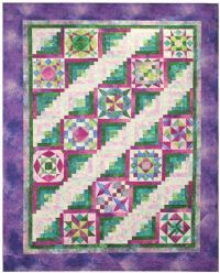 Stonehenge | Quilting | Block of the month