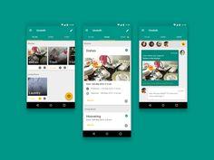 unsloth app (1/3) by Doreen Kiesling