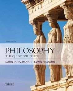 Manufacturing engineering technology 7th edition serope philosophy the quest for truth fandeluxe Image collections