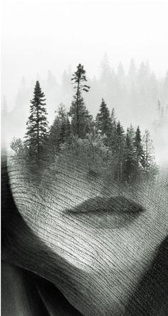 "Antonio Mora - "" Forbidden Wood"" info pil4r@routetoart.com"
