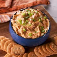 You can't go wrong with pimento cheese dip. This buffalo version takes things to a whole new level. If you're a true spice-lover, try subbing out paprika for cayenne—it'll give your dip some extra kick! recipes no cheese Buffalo Pimento Cheese Dip Dip Recipes, Cheese Recipes, Appetizer Recipes, Keto Recipes, Vegetarian Recipes, Dinner Recipes, Cooking Recipes, Healthy Recipes, Appetizers