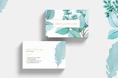 Botanical Garden Business Card - Business Cards