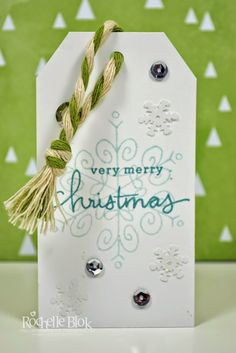 The Stamping Blok: ESAD 2014 Holiday Catalogue Blog Hop By Rochelle Blok