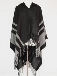 GET $50 NOW | Join RoseGal: Get YOUR $50 NOW!http://www.rosegal.com/scarves/stripe-fringe-hooded-pashmina-734707.html?seid=6807036rg734707