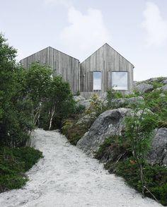 kolman boye arkitektkontor / vega cottage