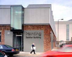 RCA Sackler Building / Haworth Tompkins