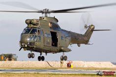 Royal Air Force Westland Puma HC.2.