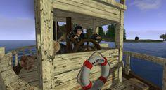 SS Minnow Second Life, Ss