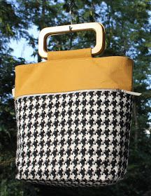 The Sewcialist: Caravan Tote from Noodlehead