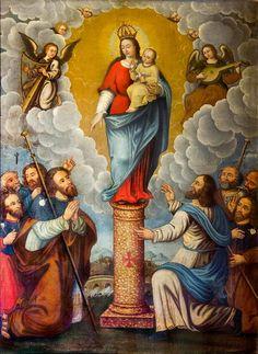 Pale Ideas - Tradição Resistente: Nossa Senhora do Pilar - Zaragoza - Espanha