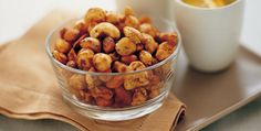 Chilli soy roasted nut mix