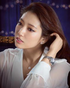 """Park Shin Hye for Swarovski "" Park Shin Hye, Asian Model Girl, Asian Girl, Korean Actresses, Korean Actors, Asian Actors, Korean Beauty, Asian Beauty, Park Min Young"