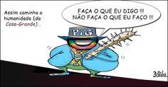 Dilma irá processar O Globo e Merval Pereira por calúnia  Dilma leva Merval à porta da cadeia  O Lula idem  A manchete de capa do dia 3 do jornal O Globo, assinada por Merval Pereira, vai render processos judiciais da parte da presidenta afastada Dilma Rousseff. Estreando como jornalista investigativo, Merval disse que recursos desviados da refinaria de Pasadena, nos EUA, teriam pago gastos pessoais de Dilma, entre eles seu cabeleireiro, Celso Kamura.  Segundo nota divulgada pela asses