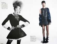 punk editorial - Google Search