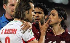 Ali Karimi Iran Football, Volleyball, Soccer, Water Polo, World Cup, Wrestling, Iranian, Ali, Sports