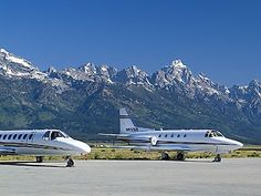 Jackson Hole Airport and Transportation | Locale