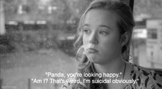 Skins UK. I love panda! Best Tv Shows, Best Shows Ever, Favorite Tv Shows, Series Movies, Film Movie, Movies And Tv Shows, Tv Quotes, Movie Quotes, The Royal Tenenbaums