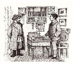 Maurice Sendak Illustrates Tolstoy – Brain Pickings