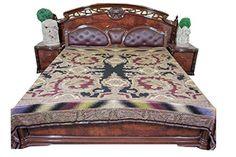 #bedding #bedcover #bedspreads #bedthrow #homedecor #ethnic Bohemian Bedspread, Boho Bedding, Black Bedding, Indian Bedding, Moroccan Bedding, Gypsy Home Decor, King Size Blanket, Winner, Indian Furniture