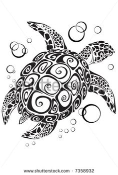 alan, loved this stylized turtle and found it on shutterstock :)