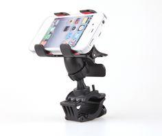 Universal Smartphone PDA GPS Motorcycle Bike Bicycle Holder Handlebar Mount BM2 | eBay