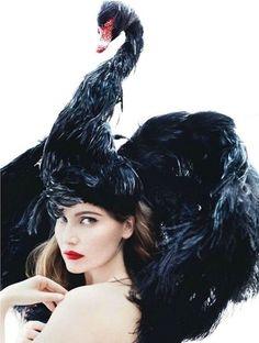 Laetitia Casta for Vogue May 2012